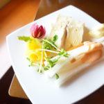 神戸ポートピアホテル オーバルクラブのカクテルタイム