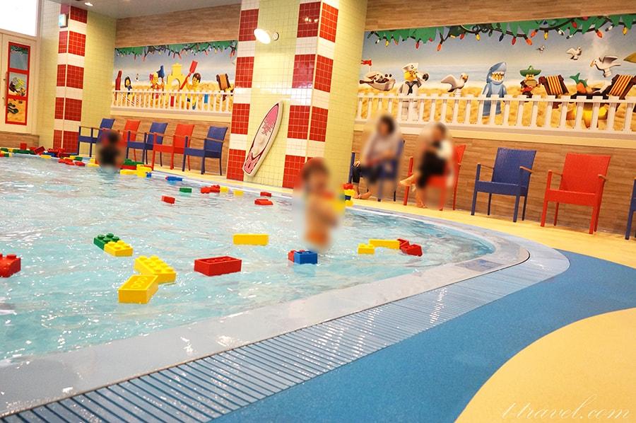 レゴランドホテルのプール