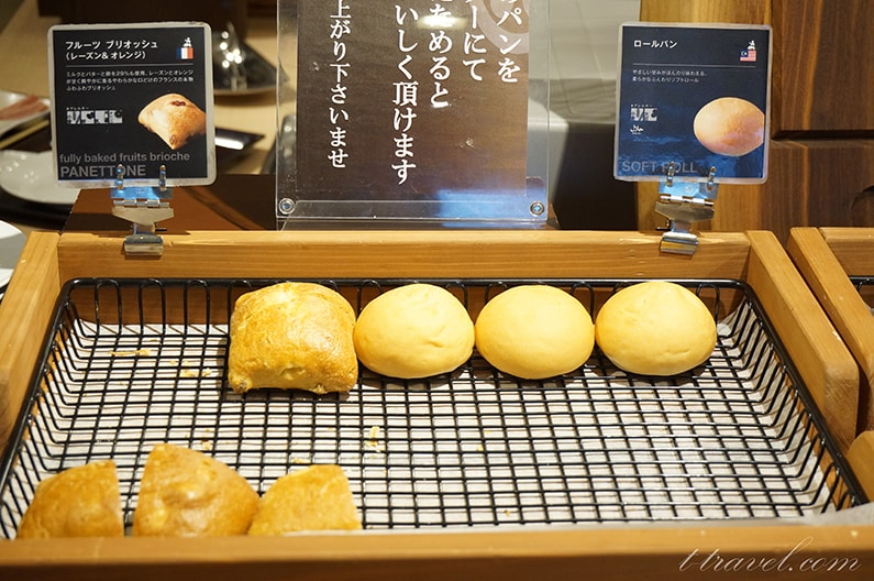 大江戸温泉物語下呂新館の朝食バイキング