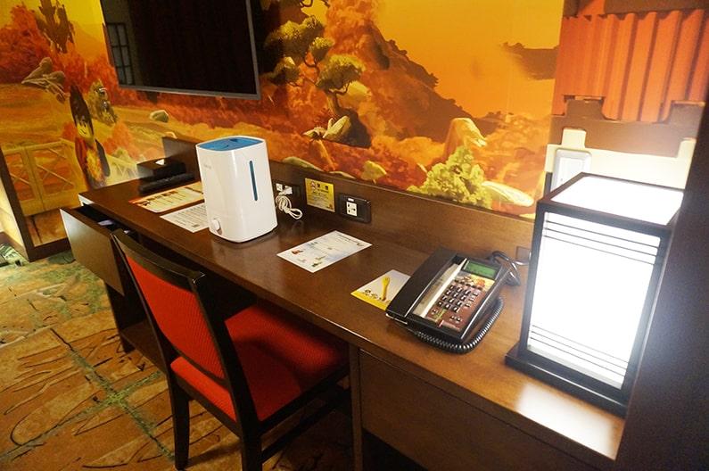 レゴランドホテルのニンジャゴープレミアムルームに宿泊。お部屋を紹介!