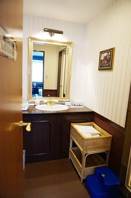 トーマスルームに宿泊。トーマスとティドマスきかんこのお部屋を紹介!