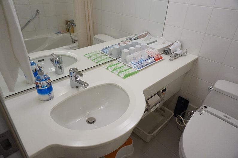 ホテル近鉄ユニバーサルシティのコロナ対策を紹介。清掃なしでも快適!